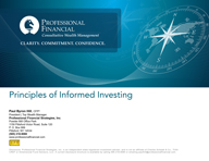 Principles of Informed Investing - presentation