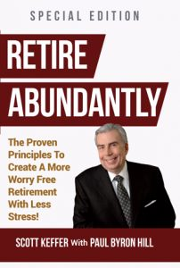 Cover of Retire Abundantly book