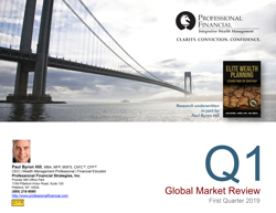 cover of Global Markets Rewview, 1st Q 2019