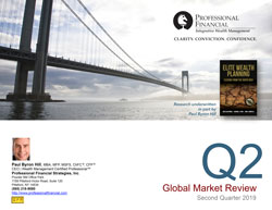 cover of Global Markets Review, 2nd Q 2019