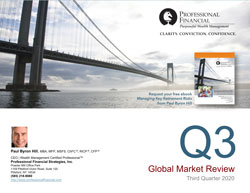 image of cover of Professional Financial Global Market Review - 2nd Quarter 2020